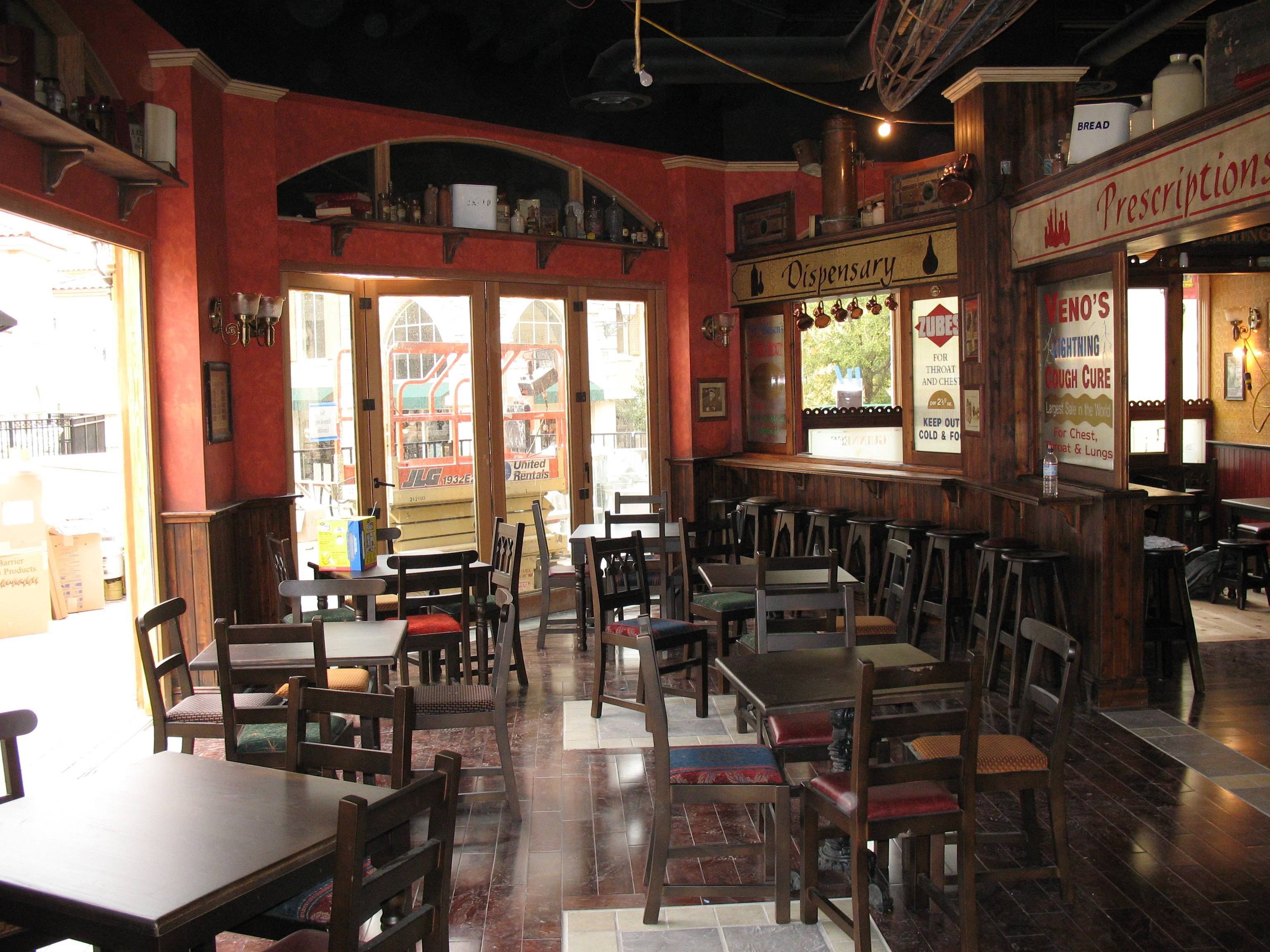 Las vegas interior design ol irish pubs irish pub company for Las vegas interior designers