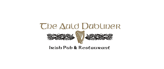 Auld Dubliner Logo irish pub design, irish pub company