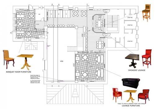 pub design proposal
