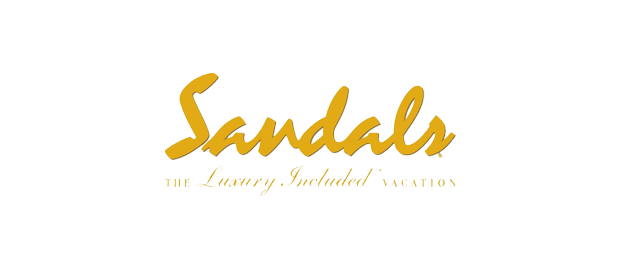 Sandals Logo irish pub design, irish pub company