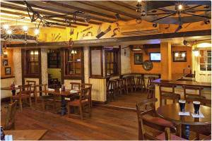 Hospitality Interior Designers, irish pub design, irish pub company